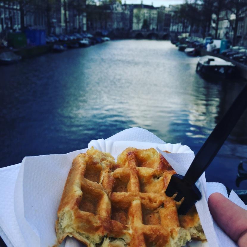 Oh Amsterdam!