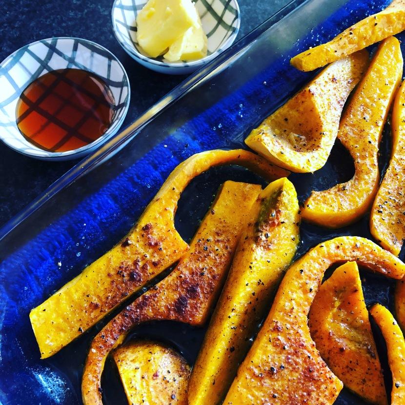 Maple & Cinnamon Butternutdreams!