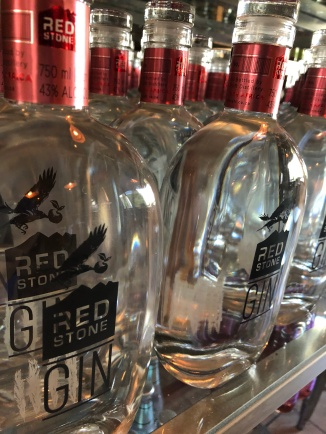 Red Stone Gin Distillery