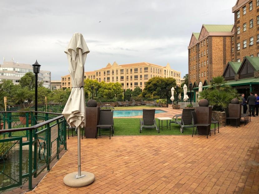 The Centurion Hotel… alandmark!